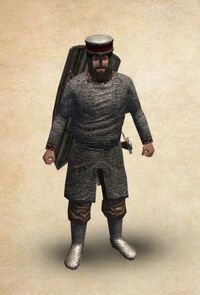Mercenary Swordsman