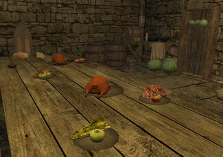 Mount And Blade Warband Eat Food