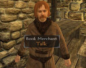 Book Merchant