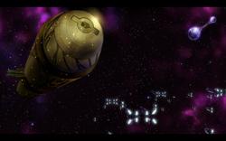 Golden Ghost Ship - Return to Serenity