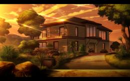 Kato Household ~ Exterior