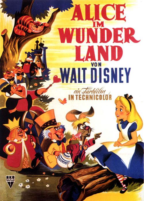 alice im wunderland 1951 moviepedia wiki fandom powered by wikia. Black Bedroom Furniture Sets. Home Design Ideas