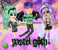Theme-PastelGoth