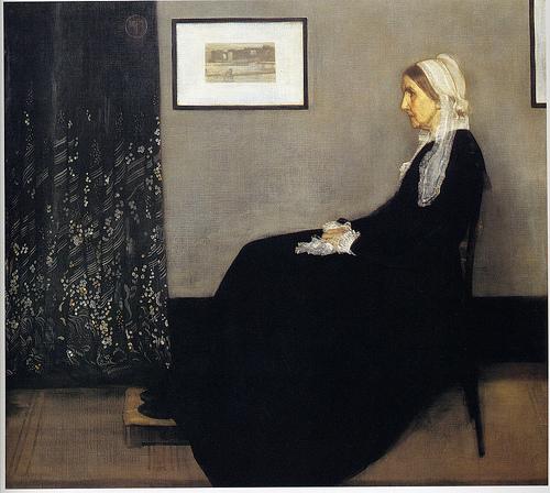 File:James Abbot McNeil Whistler- Arrangement in Grey and Black No. I- (Whistler's Mother).jpg