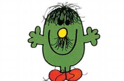 green mr man