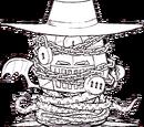 Demonhead Mobster Kingpin