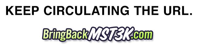 Mst3k new
