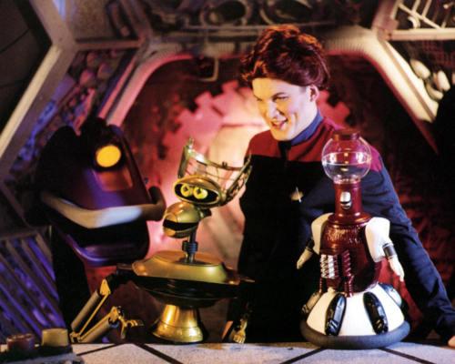 File:MST3k MN as Voyager's Janeway.jpg