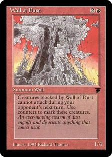 Wall of Dust LE
