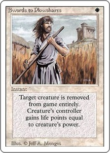 Swords to Plowshares 3E
