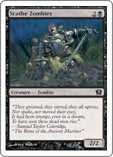 Scathe Zombies 9ED
