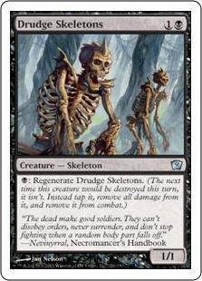Drudge Skeletons 9ED