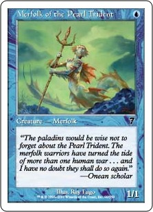 Merfolk of the Pearl Trident 7E