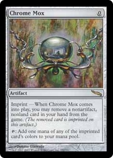 Chrome Mox MRD