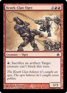Krark-Clan Ogre 5DN