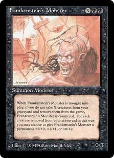 Frankenstein's Monster DK