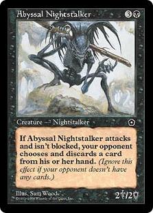 Abyssal Nightstalker PO2