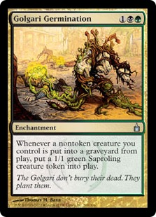 Golgari Germination RAV