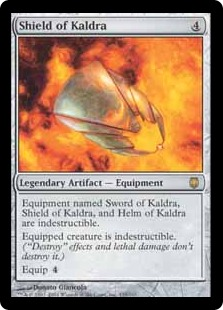 Shield of Kaldra DST