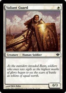 Valiant Guard CON