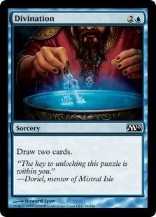 Divination M10