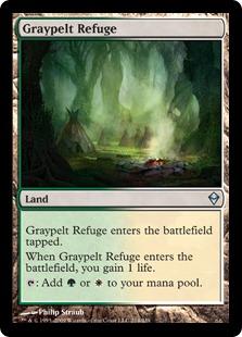 Graypelt Refuge ZEN