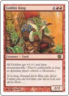 Goblin King 8ED
