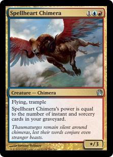 Spellheart Chimera THS