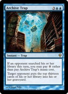 Archive Trap ZEN