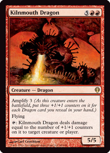 Kilnmouth Dragon ARC