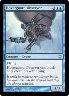 Hoverguard Observer DST