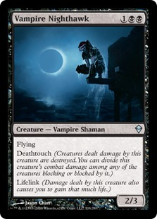 Vampire Nighthawk ZEN