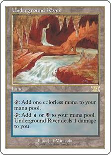 Underground River 6E