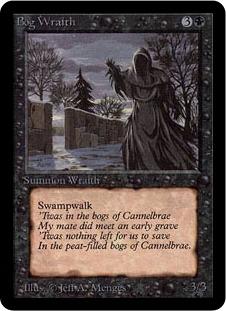 Bog Wraith 1E