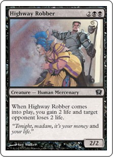Highway Robber 9ED