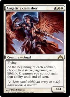 Angelic Skirmisher GTC