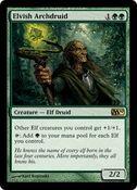 Elvish Archdruid M10