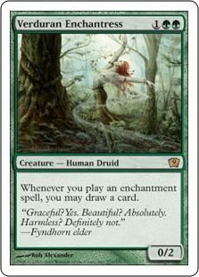 Verduran Enchantress 9ED