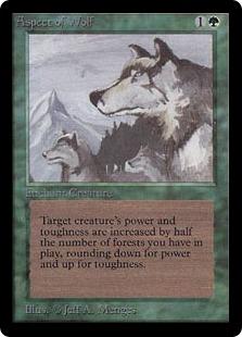 Aspect of Wolf 2E