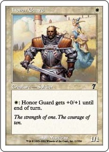 Honor Guard 7E