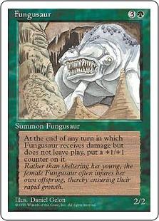 Fungusaur 4E
