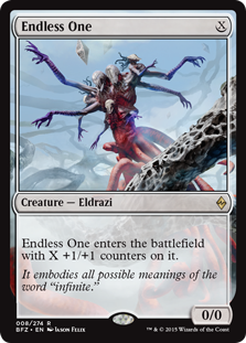 Endless One BFZ