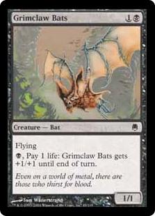 Grimclaw Bats DST
