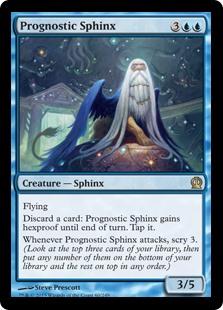 Prognostic Sphinx THS