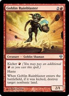 Goblin Ruinblaster ZEN