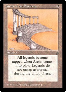 Arena of the Ancients LEG