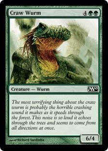 Craw Wurm M10