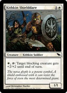 Kithkin Shielddare SHM