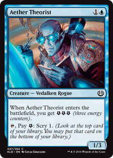 Aether Theorist KLD