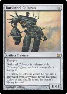 Darksteel Colossus DST
